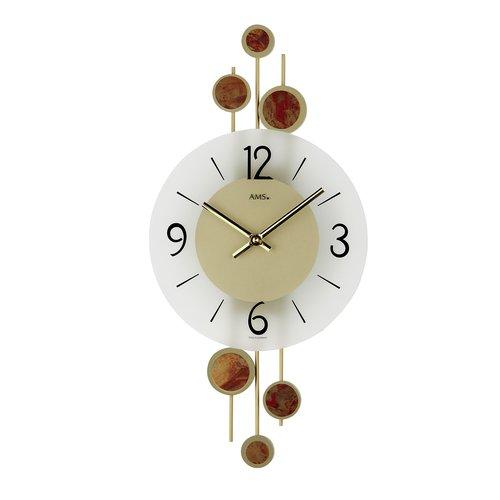 Found It At Clockway Com Howard Miller Decorative Wall Clock Chm2226 Howard Miller Wall Clock Pendulum Wall Clock Wall Clock Design
