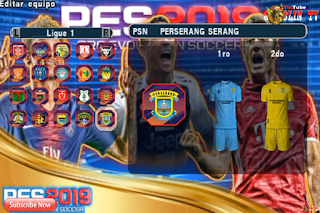 Download Pes 2019 Mod Afc Champions League For Ppsspp Afc