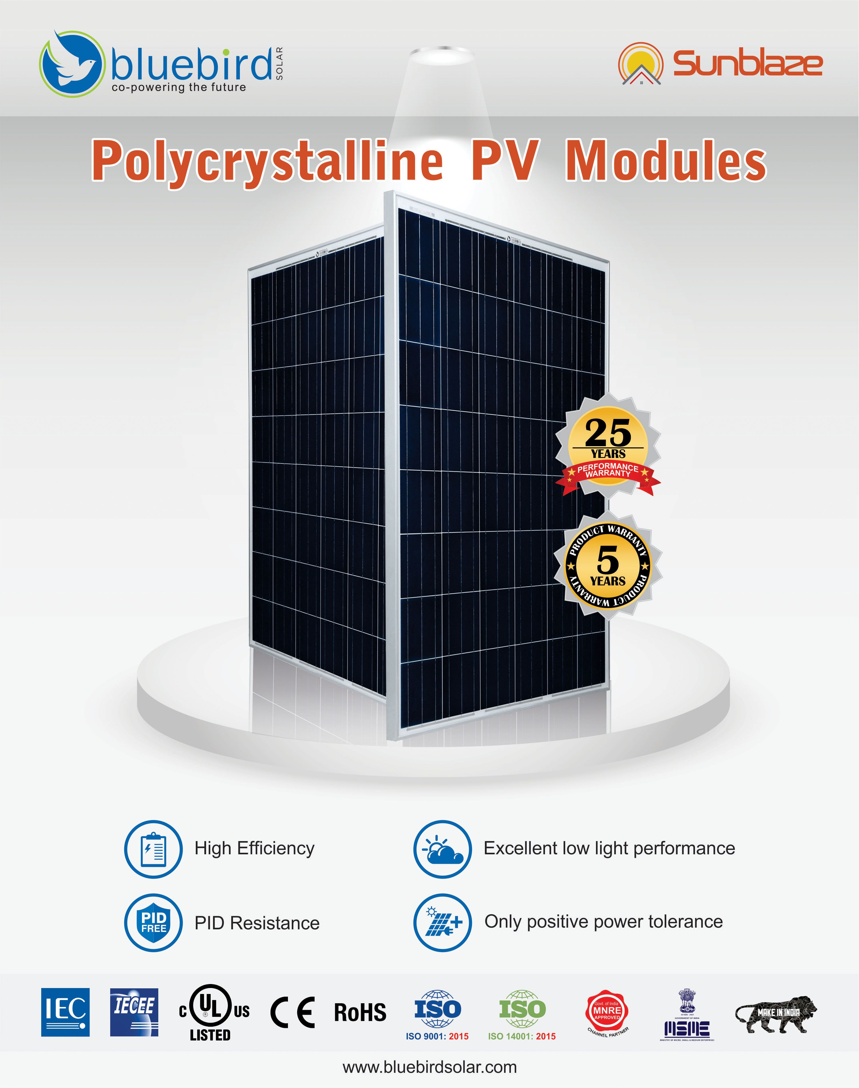 Your Money Is Valuable Go For Alternate Source Of Power And Save Your Money With Energy Efficient Solar Panels From Bluebirdsola Solar Pv Solar Solar Panels
