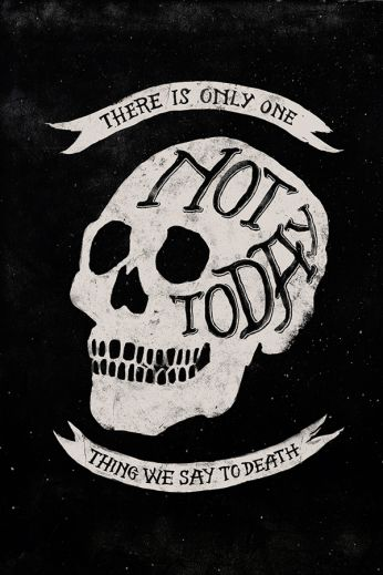 One Thing We Say To Death_600x900