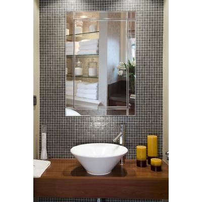 Erias Home Designs   Brazin Mirror   200240   Home Depot Canada