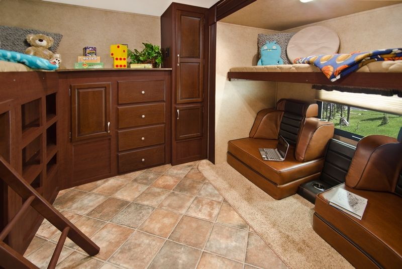 Sun Valley From EverGreen RV Introduces Popular Bunkhouse Floor Plan