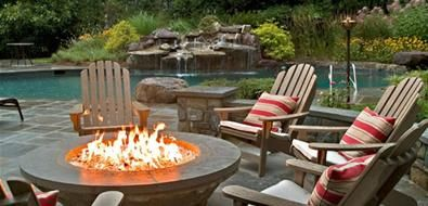 Fire Pits Design Ideas For Outdoor