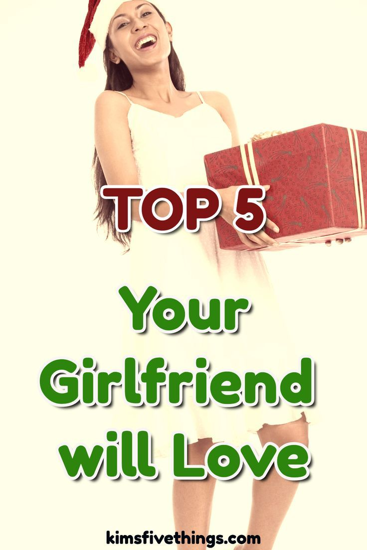 what to buy to your girlfriend on christmas