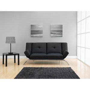 Emma Convertible Futon Sofa Bed Black Another Awesome Purchase