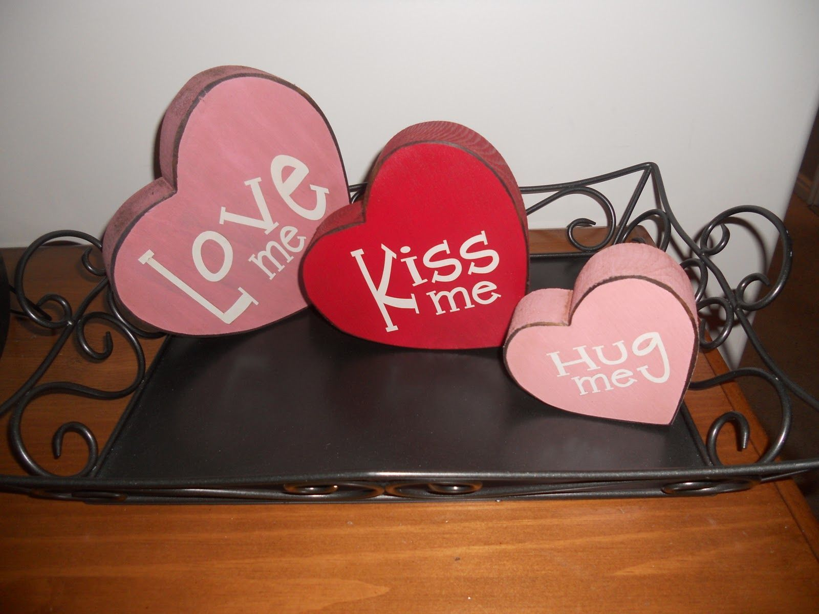 Valentine S Day Wood Crafts Valentine Wooden Craft12 Wood