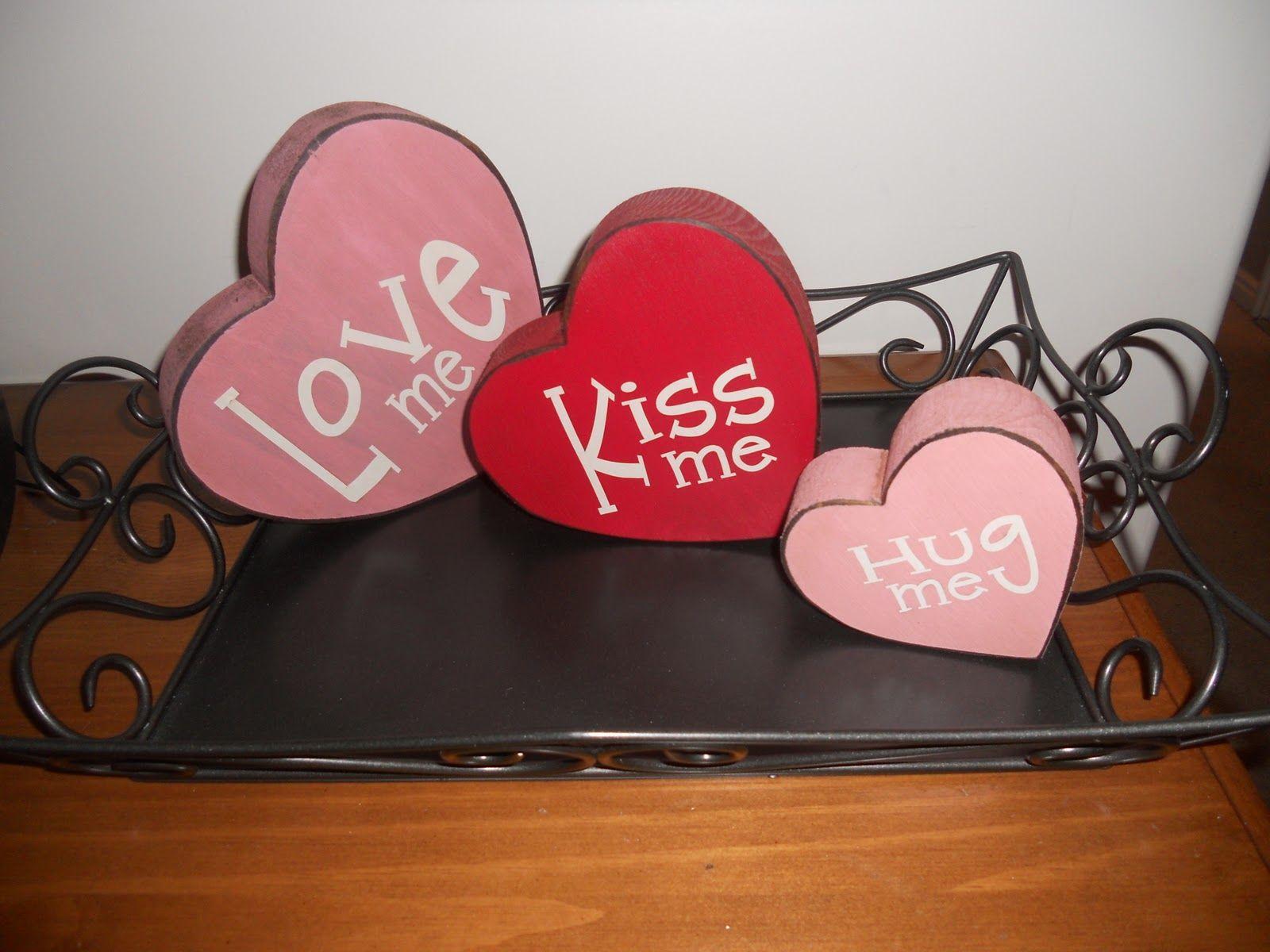 Valentineu0027s Day Wood Crafts | Valentine Wooden Craft12