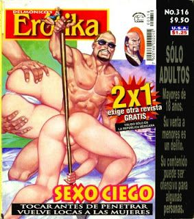 ¡Historietas Perversas!: Delmonico's Erotika, No. 316