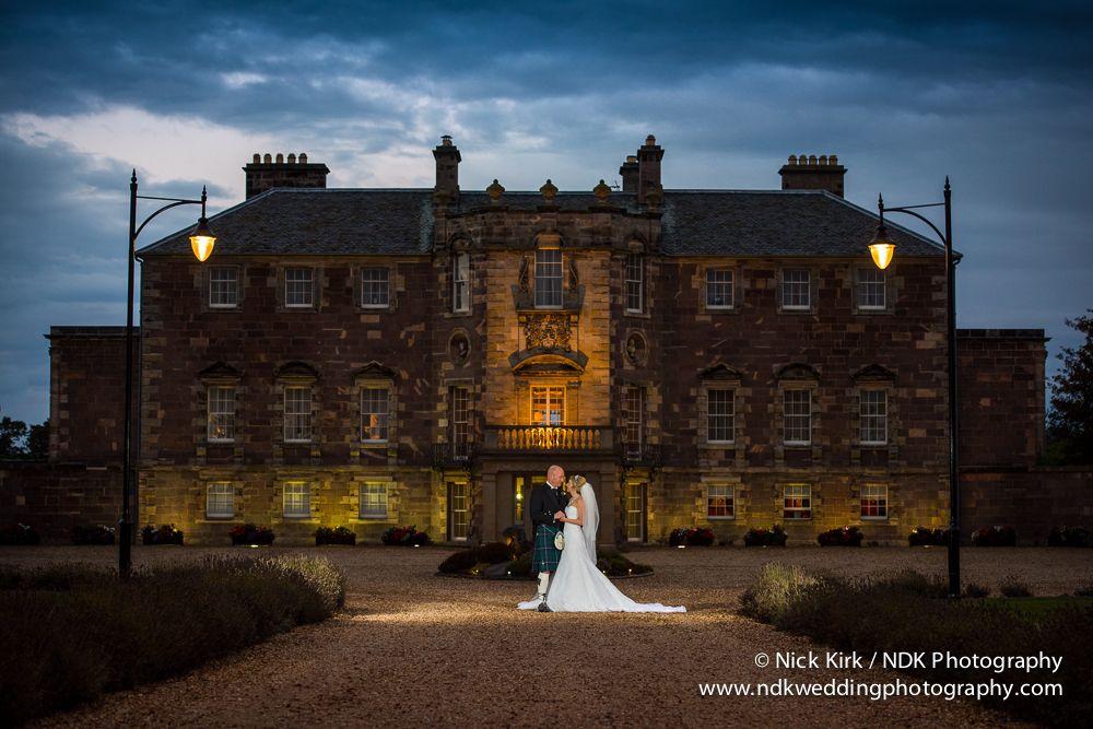 Archerfield House East Lothian Scotland Wedding Photography At
