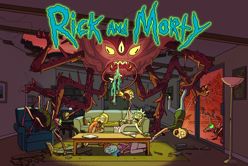 Rick And Morty All The Easter Eggs You Missed Rick And Morty Season Rick And Morty Morty