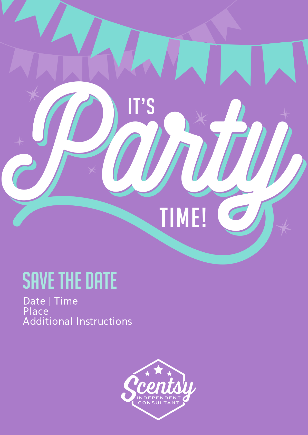 Scentsy Party Invitation | Scentsy | Pinterest | Scentsy and Party ...