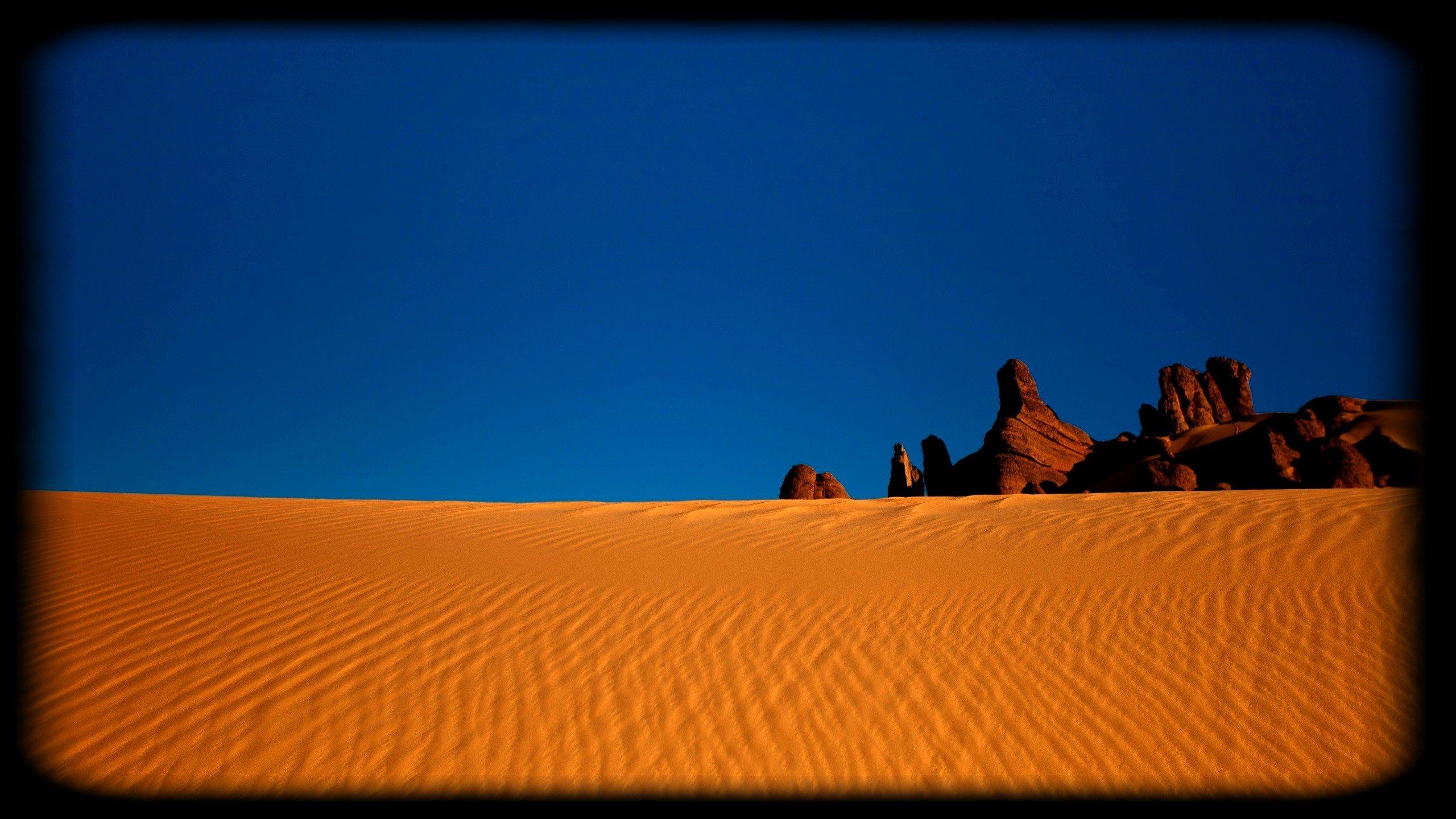 2560x1440 Free Desktop Pictures Desert Largest Desert Nature Wallpaper Desktop Wallpapers Backgrounds