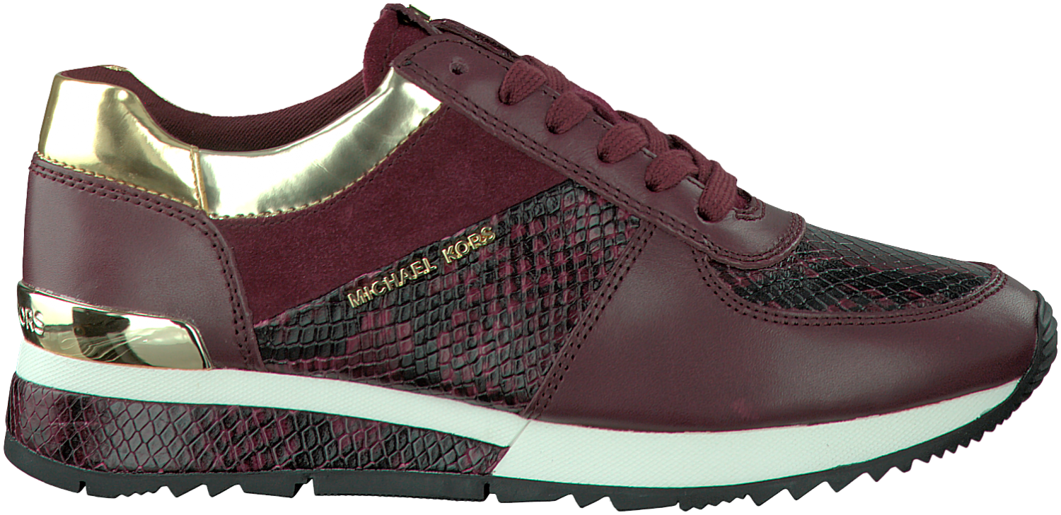 bordeaux michael kors sneakers allie wrap trainer shoes pinterest michael kors sneakers. Black Bedroom Furniture Sets. Home Design Ideas