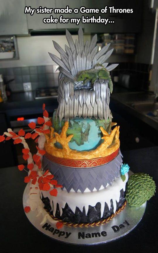GOT cake!