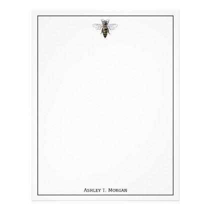 Preppy Heraldic Vintage Bee #2 Coat of Arms C TnF Pinterest