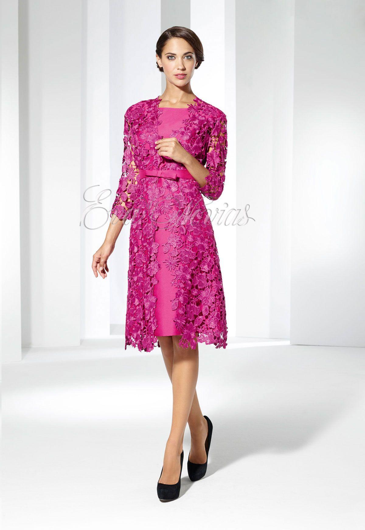 Vestido de fiesta Paloma Camacho Modelo 2728 | κομψα | Pinterest ...