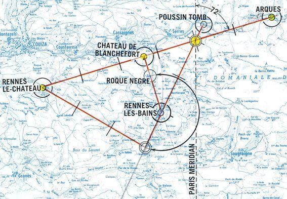 Rennes Le Chateau Mapa.Rennes Le Chateau Rennes France Mary Magdalene