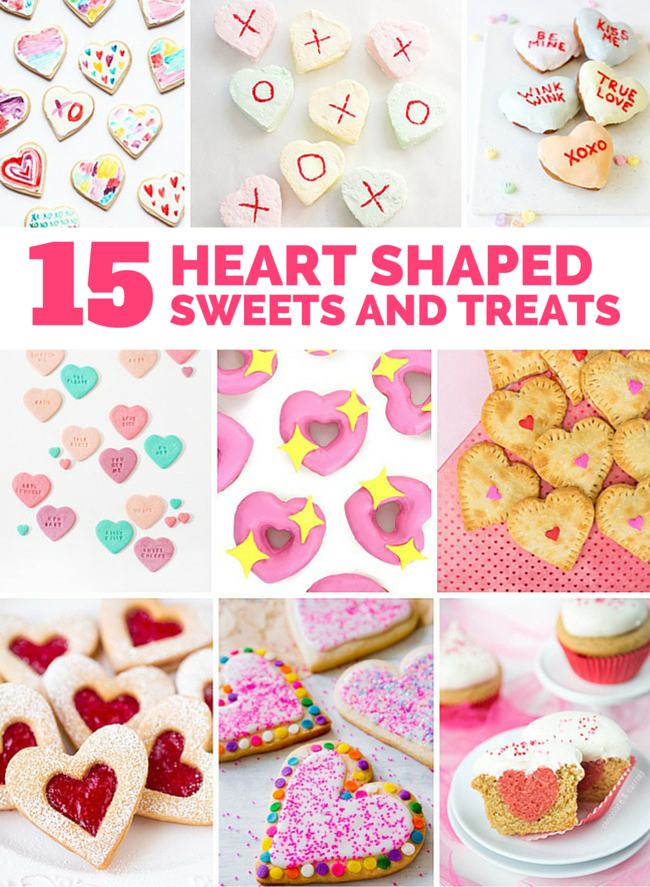 15 Heart Shaped Treats To Sweeten Your Valentine S Day Kids
