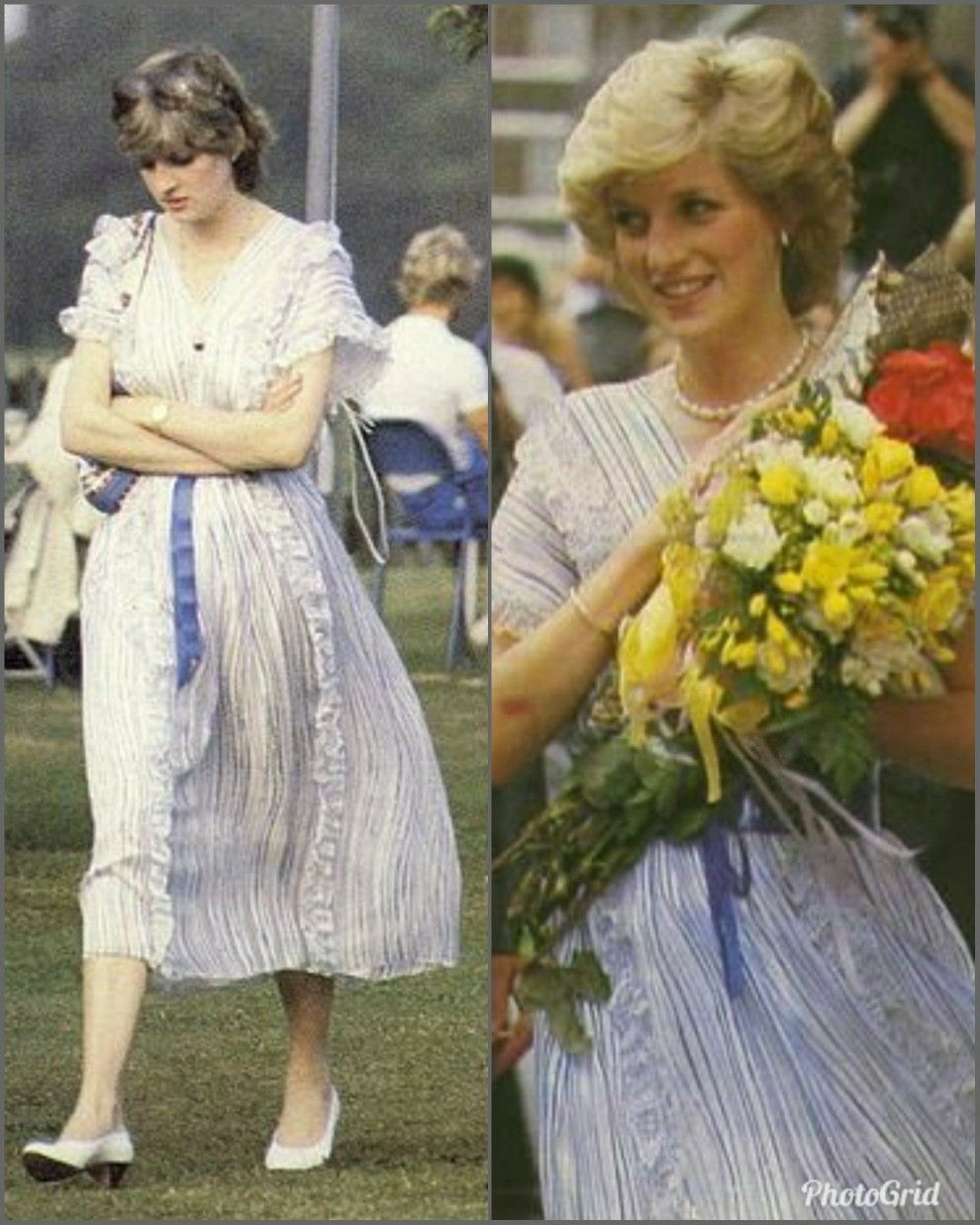 princess diana wore this dress again when she was younger then when she matured a year or two or more lady diana spencer lady diana princess diana pinterest