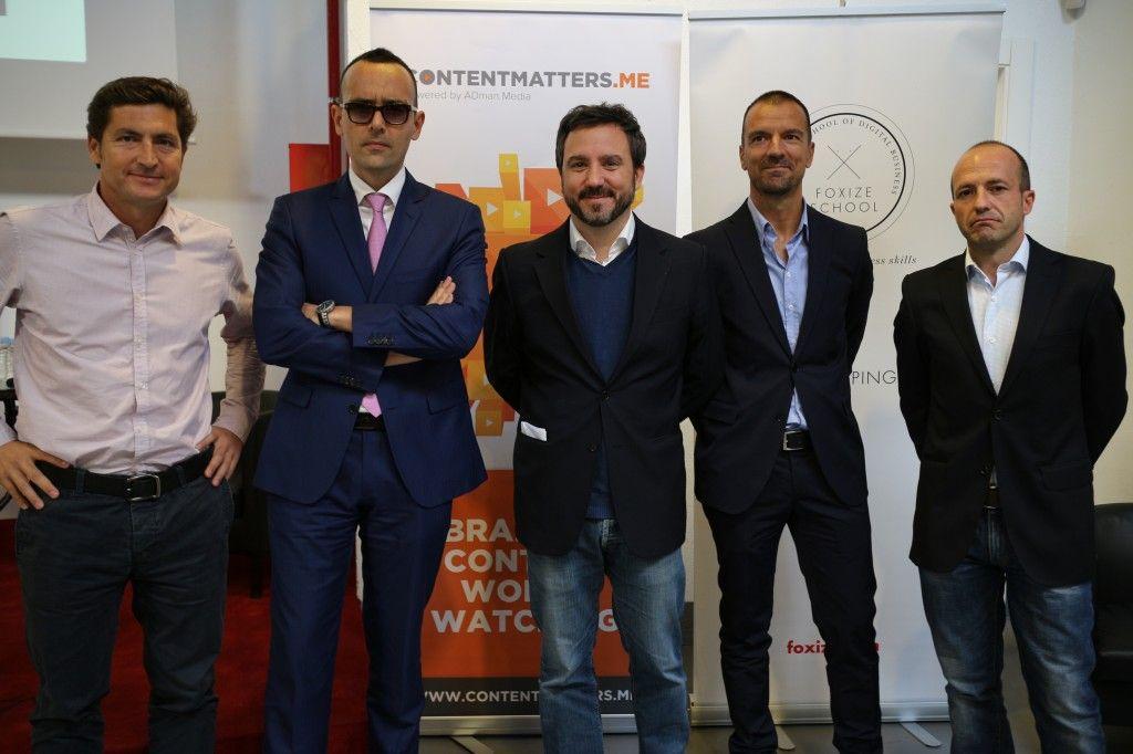Resumen del curso Branded Content con Risto Mejide, Josep