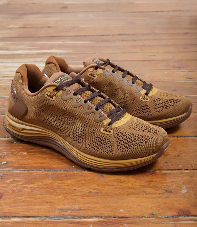 7cac06654bee ... Undercover x Nike Gyakusou Lunarglide+ 5 Brown Sneaker Boutique