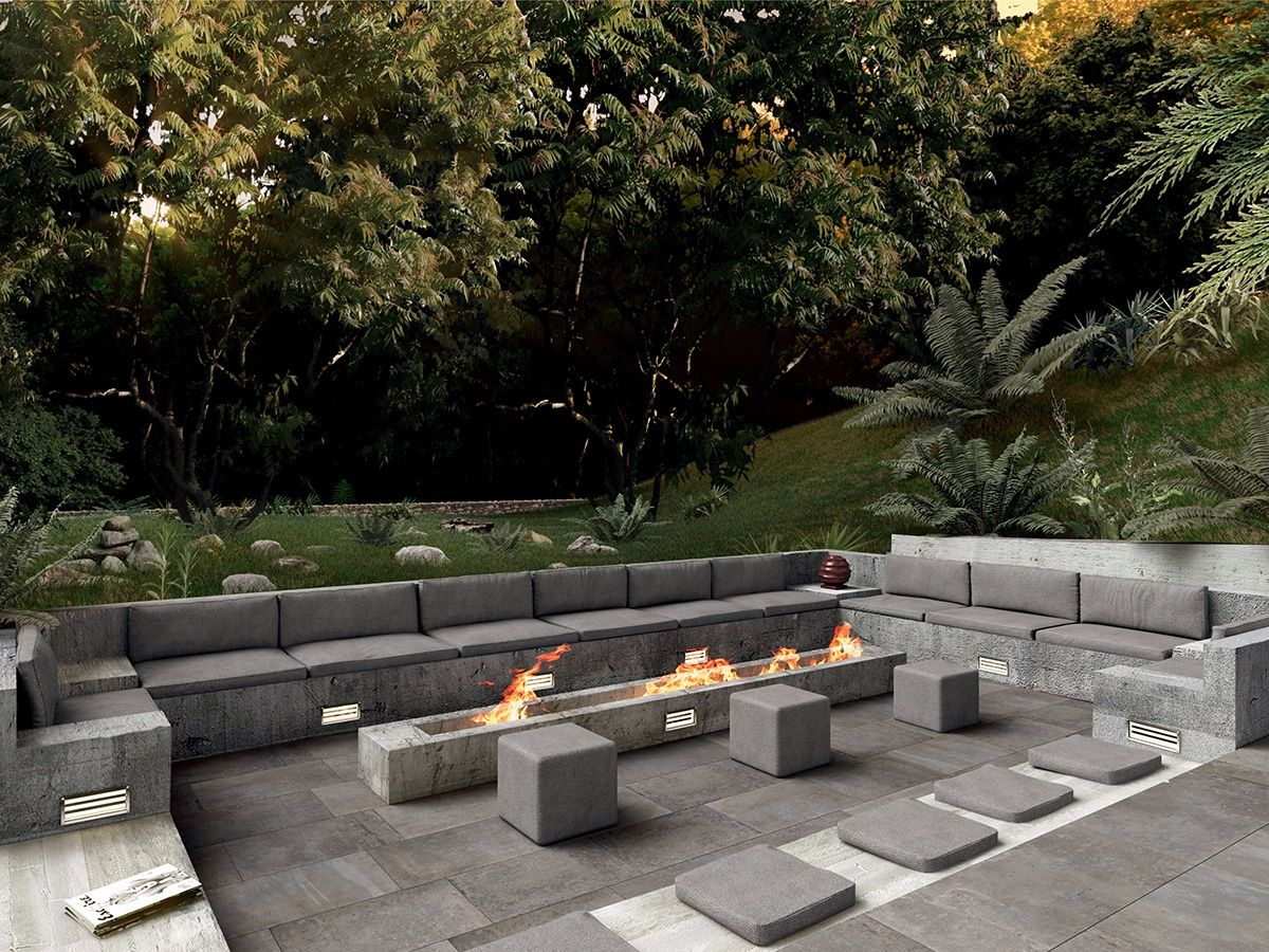 Magical Outdoor Fire Pit Seating Ideas Area Designs Outdoor