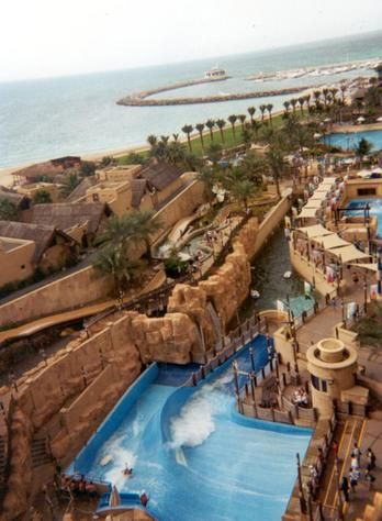 Water Park in the Desert! Why not?