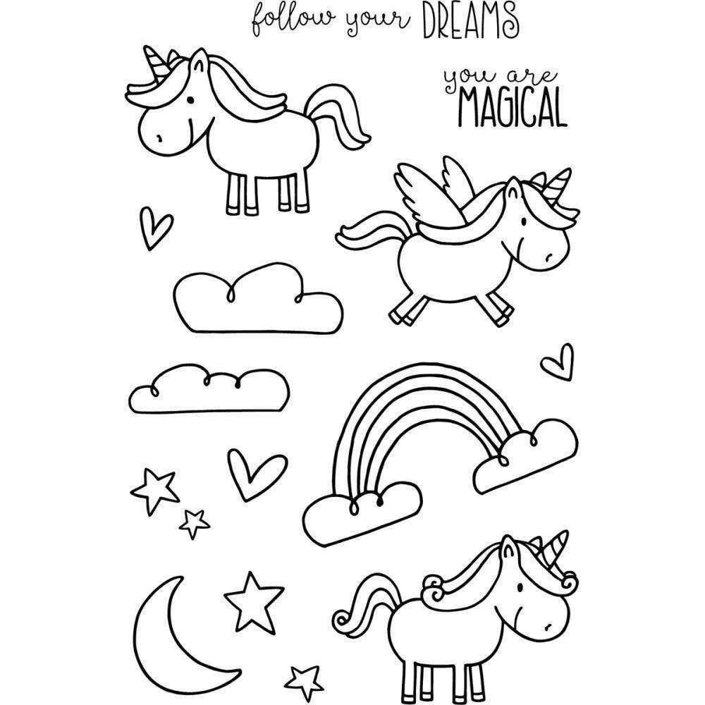 unicorn malvorlagen kostenlos l ung  tiffanylovesbooks