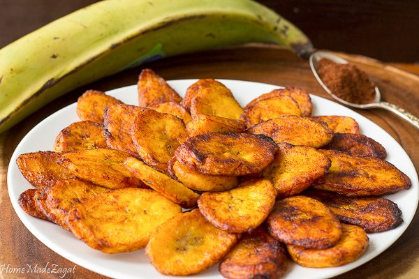 Sweet And Spicy Fried Plantain Recipe Ripe Plantain Plantains Fried Sweet And Spicy
