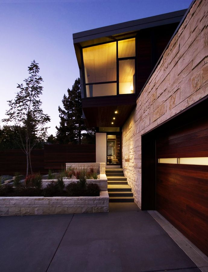 The Syncline House in Boulder by Arch11 architecture design