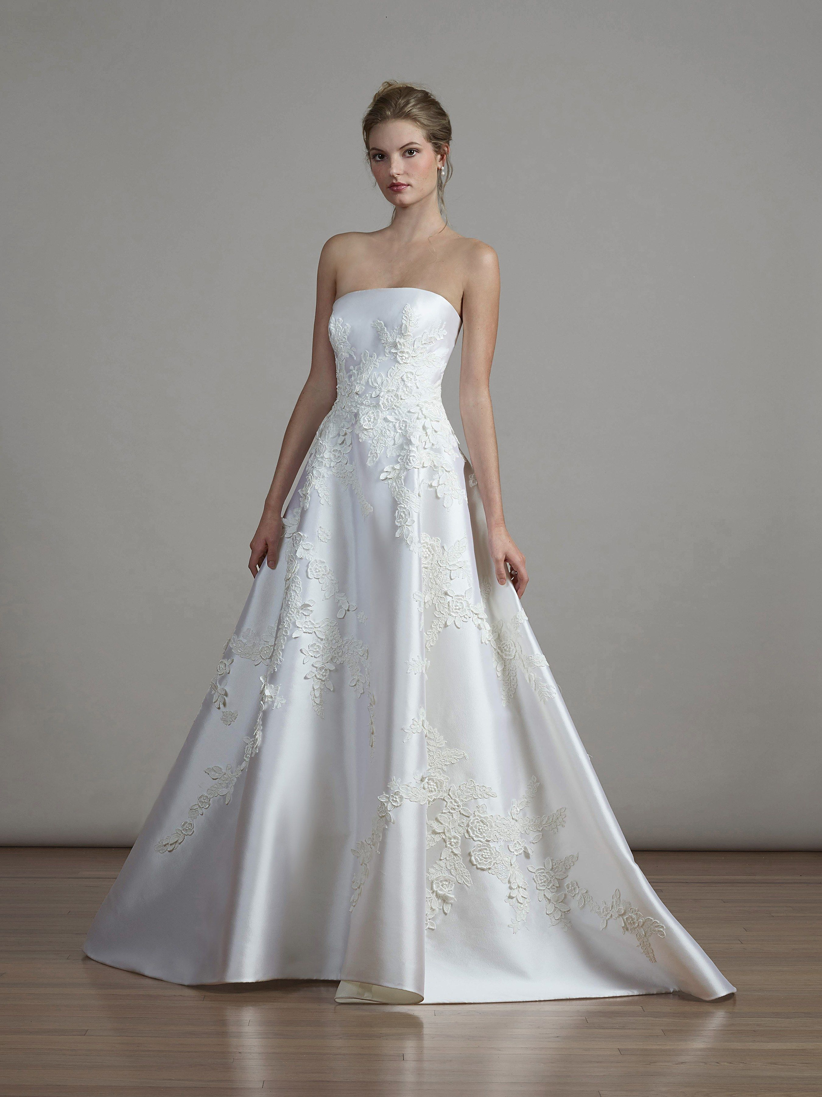 Liancarlo bridal wedding dress collection spring 2018 brides liancarlo bridal wedding dress collection spring 2018 brides junglespirit Choice Image