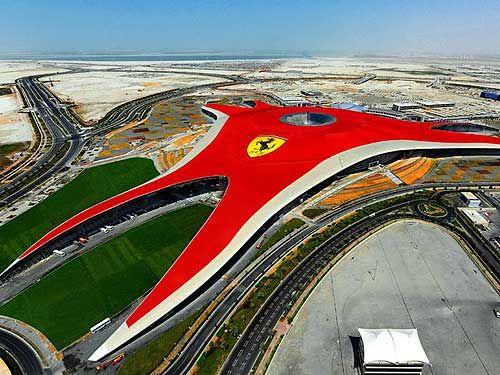 Ferrari World Ferrari World Abu Dhabi Ferrari World Dubai City