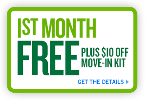 1st Month Free And 10 Off Move In Kit Enter Coupon Code Movekit Emeryville The Unit Storage