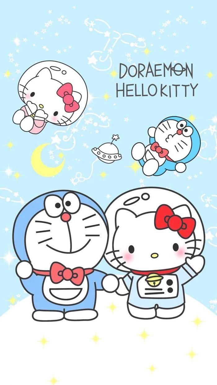 Pin Oleh Reema Binu Di Hello Kitty Kartun Animasi Wallpaper Lucu
