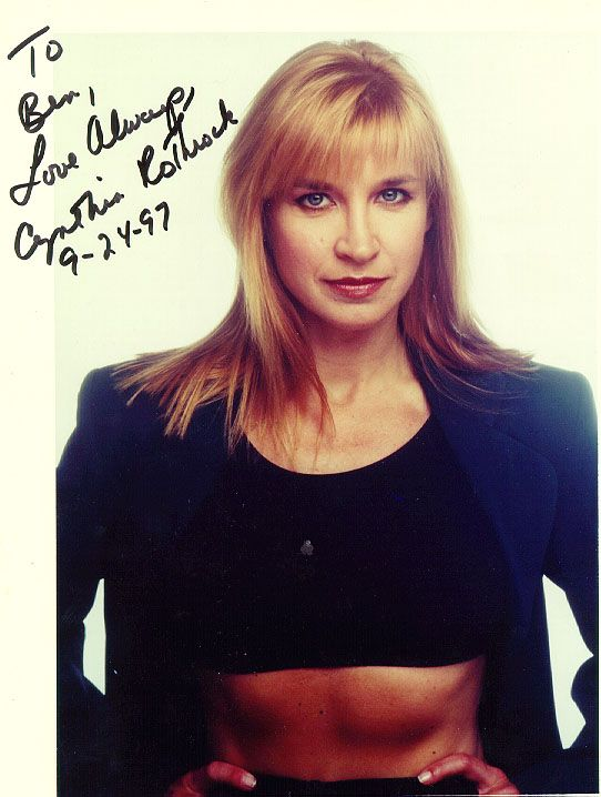 cynthia rothrock richard norton