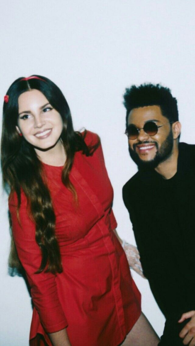 ???? WALLPAPER LUST FOR LIFE ????  Lana Del Rey & The Weeknd #lanadelreyaesthetic