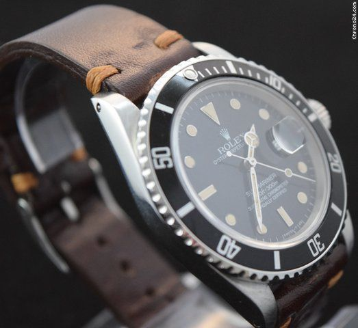 Rolex SUBMARINER Date 16800 Vintage