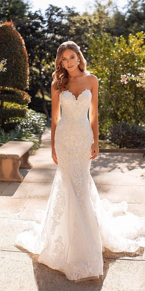 21 Sweetheart Mermaid Wedding Dresses | Wedding Dresses Guide – Wedding
