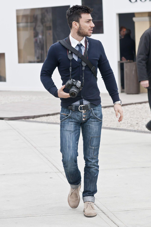 impressive elegant outfit for men 8