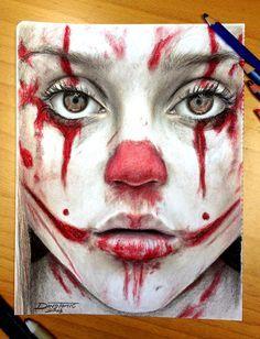 color pencil drawing