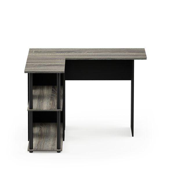 Angulo L Shape Credenza Writing Desk Desk