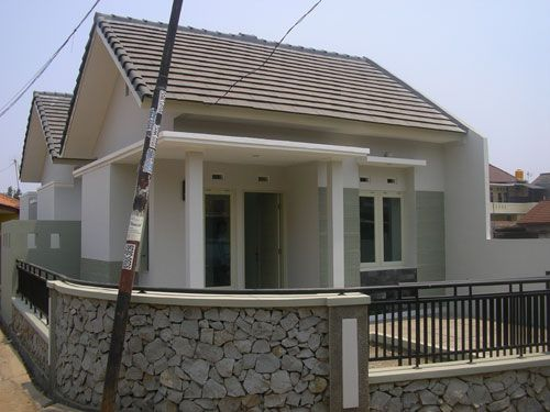 Mau Deh Punya Rumah Kayak Gini Mungil
