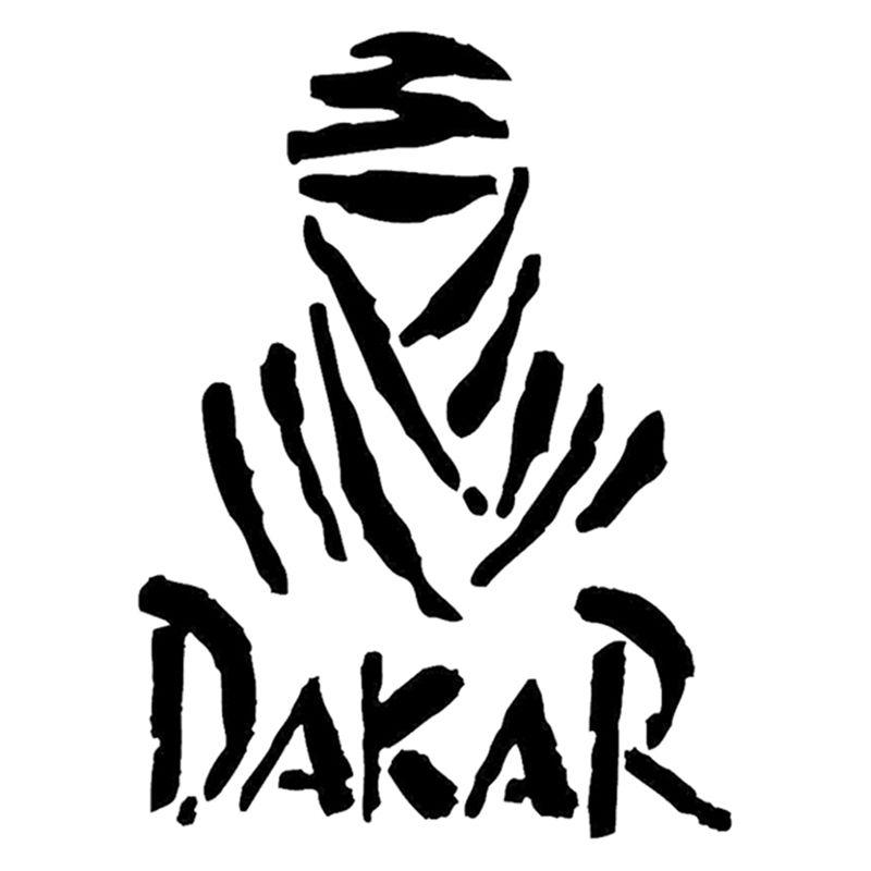 4x5 Dakar Rally Car Window Truck Suv Bumper Auto Door Motorcycle