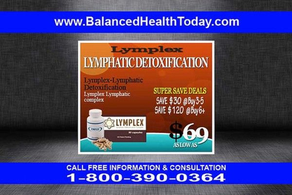 Lymph System Health Part 1 Cleansing Lymph Nodes