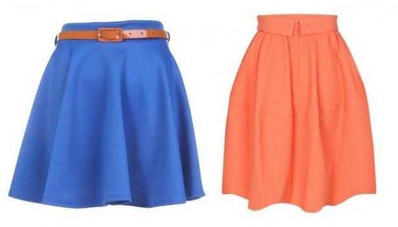 Modelos de faldas para el verano 2014   El Observador Mujer :: Om