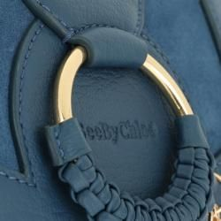 Photo of See By Chloé Hana Mini Bag Dark Navy in blau Umhängetasche für Damen Chloé