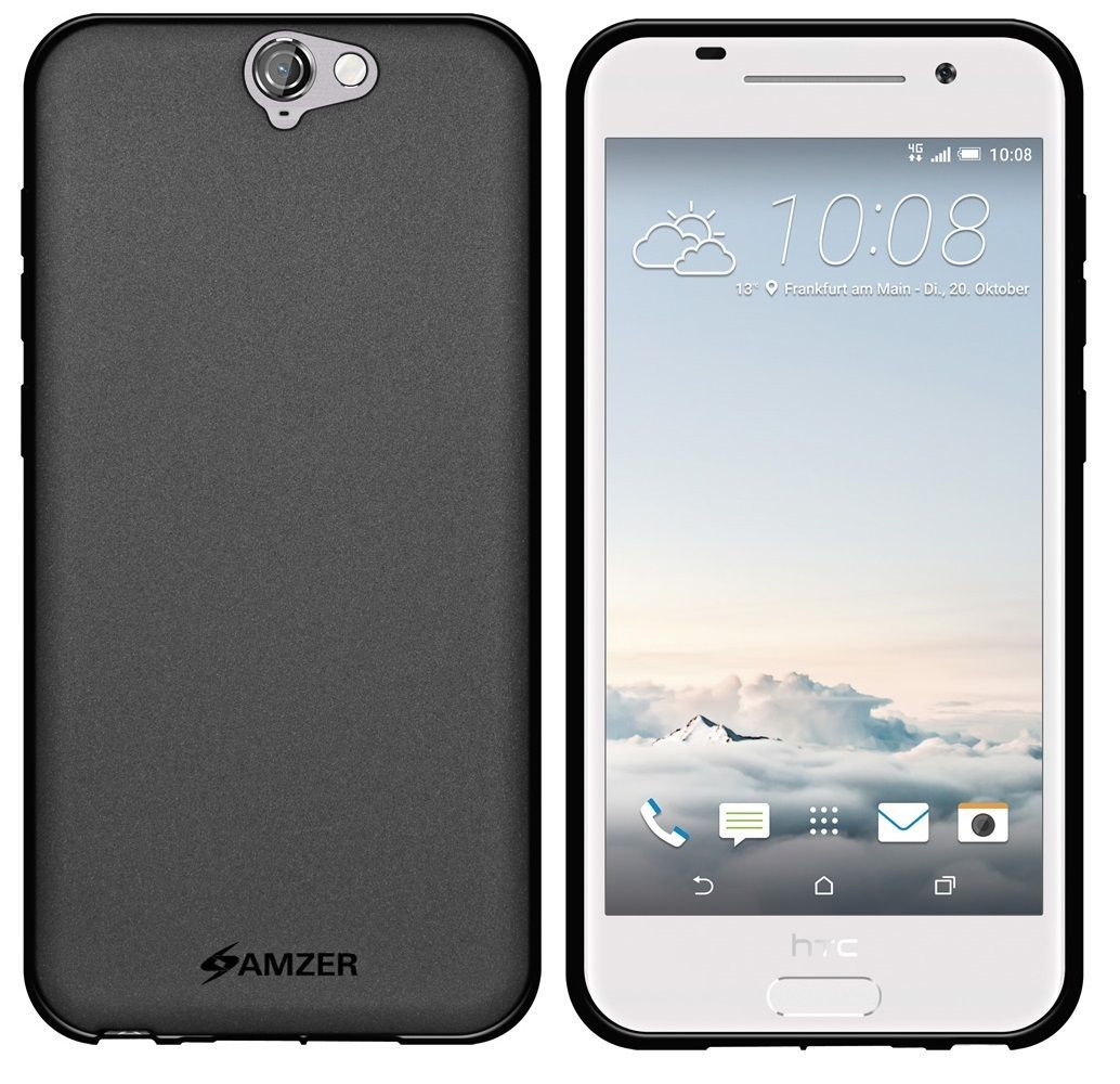 new arrival 0e107 0bc88 Details about AMZER BLACK PUDDING TPU SKIN FIT BACK CASE COVER FOR ...