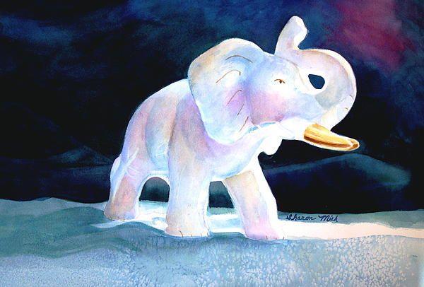 Mama's white elephant :)