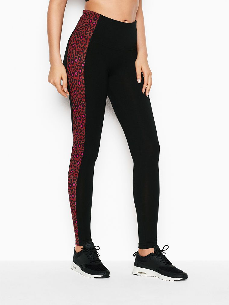 c01840348ad471 Victoria Sport Anytime Cotton High-rise Legging | Products ...