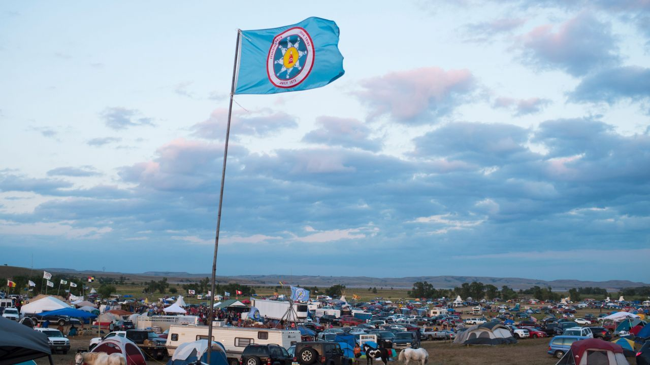 For native Americans, the fight to halt the Dakota Access